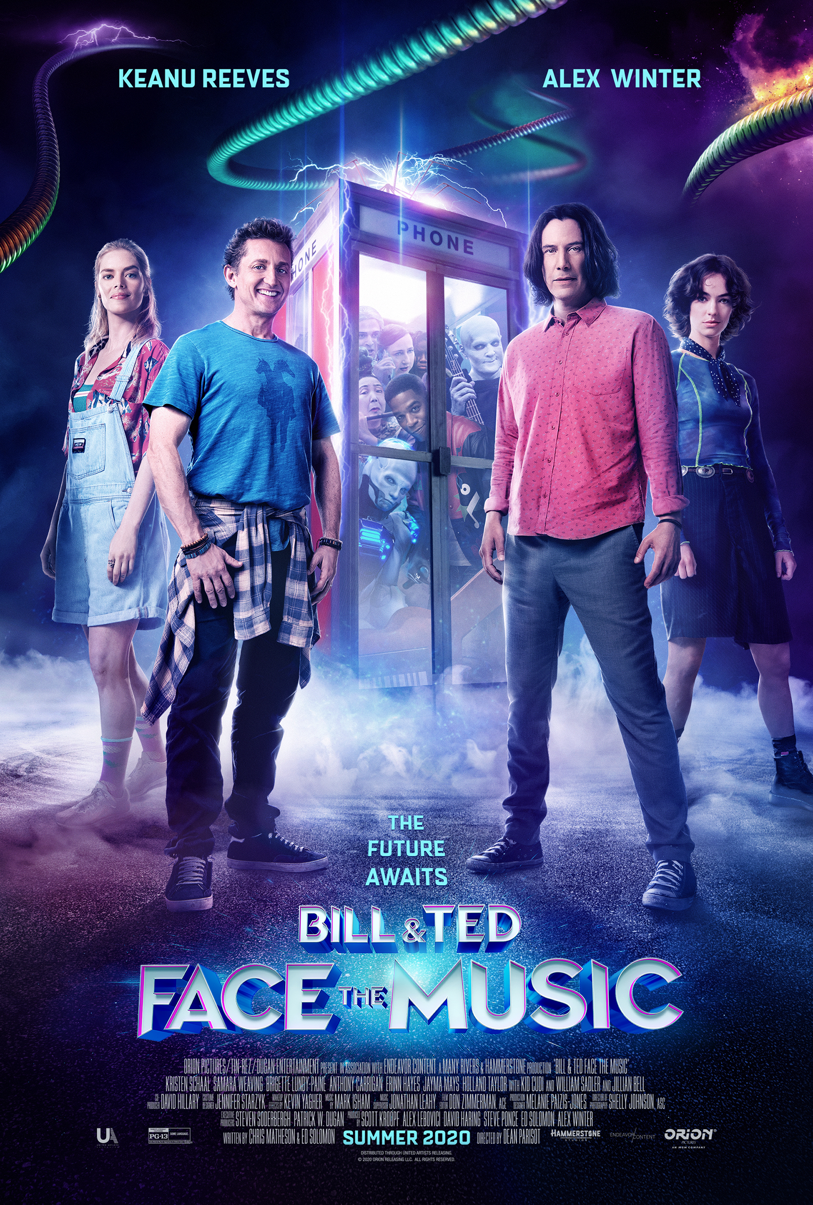 Bill and Ted facethe music new cover photo