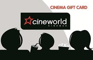 Free cinema gift card