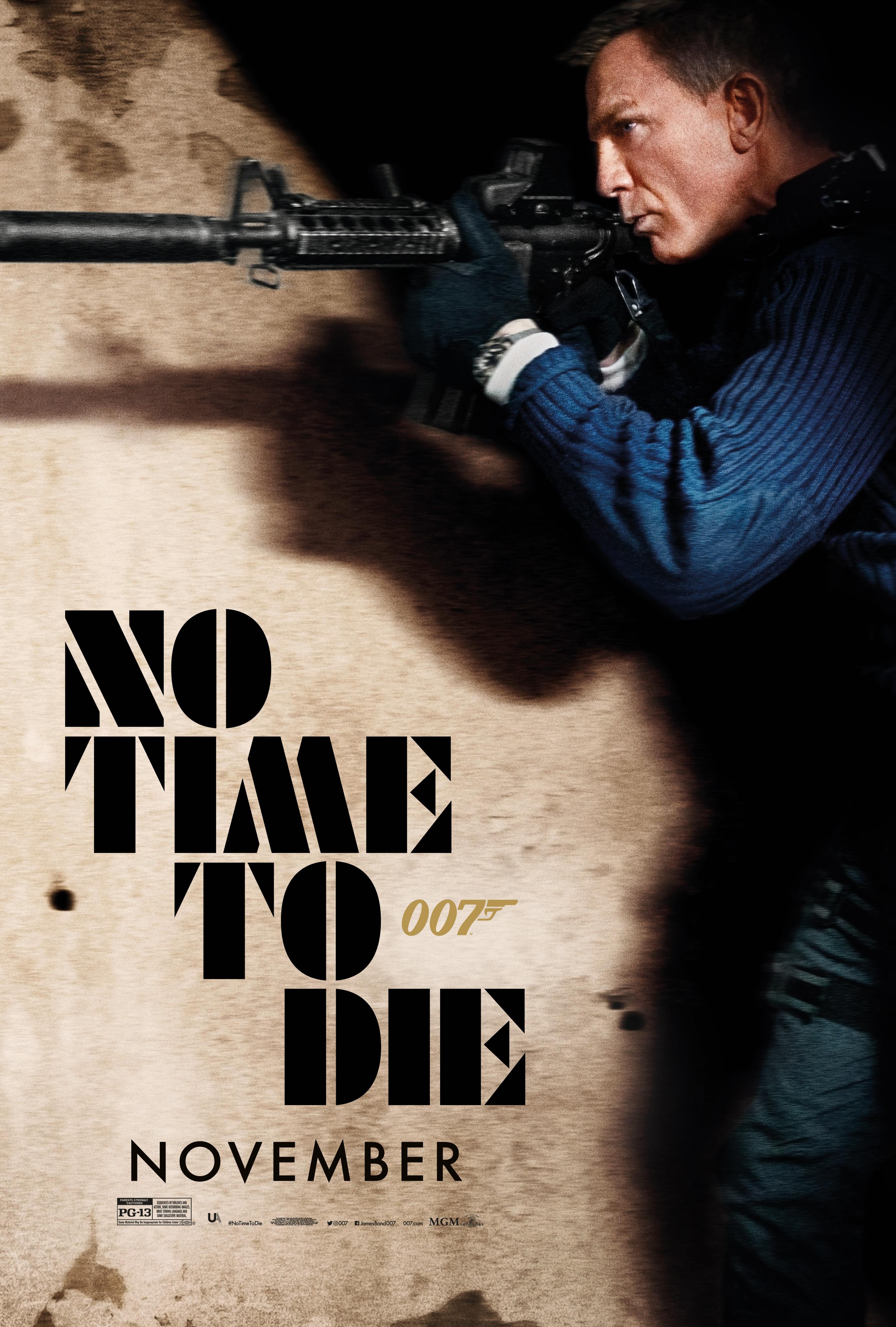 new bond poster