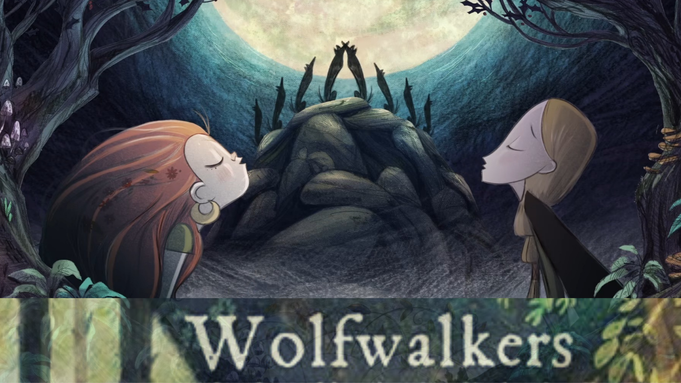 wolf walkers