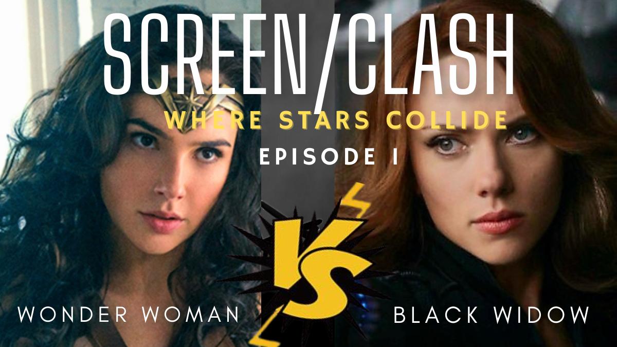wonder woman vs black widow