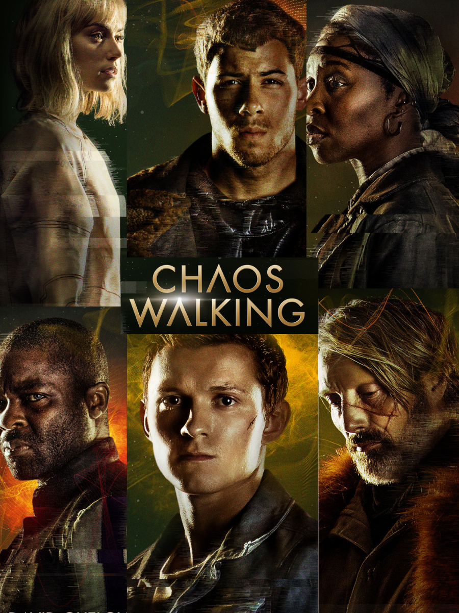 chaos walking new images