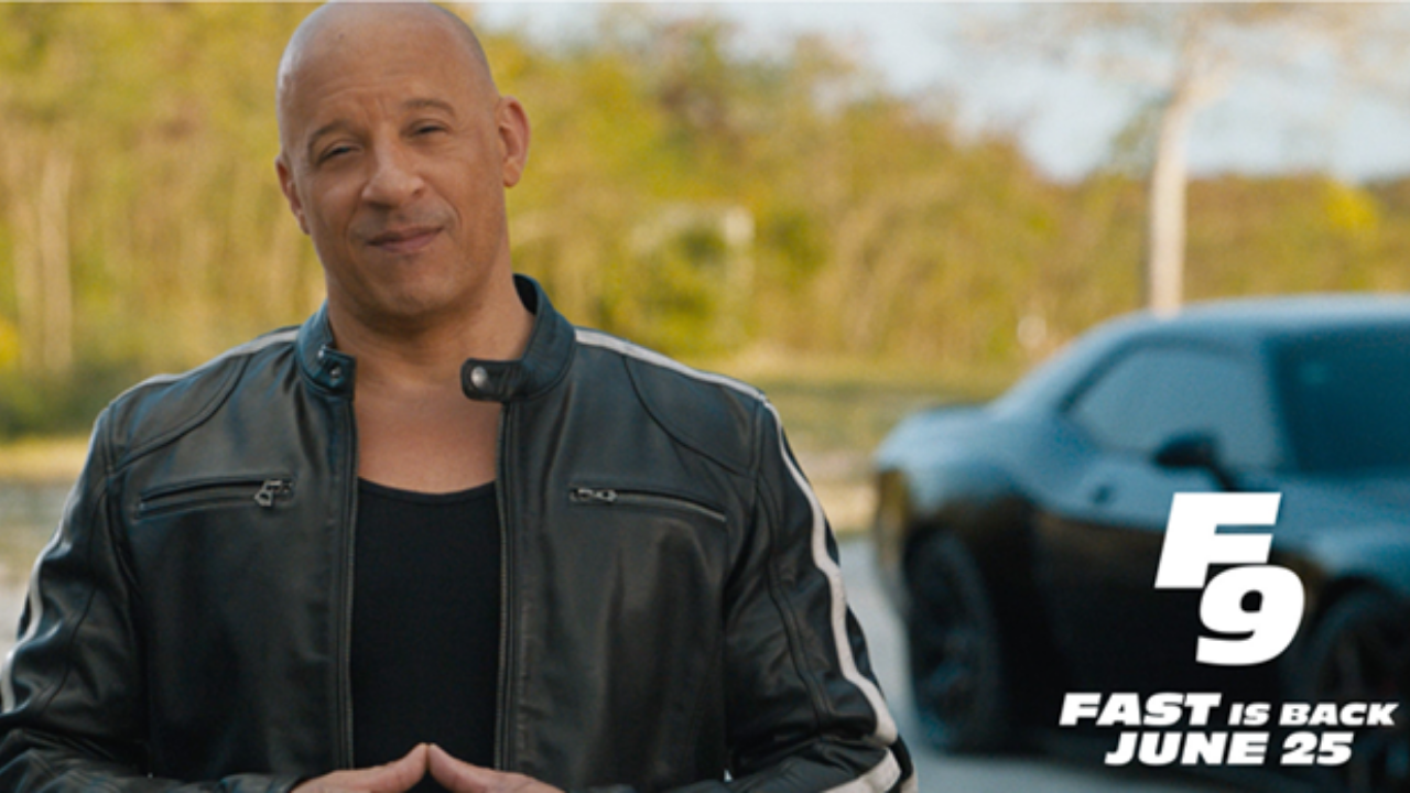 fast and furious 9 welcome back cinema