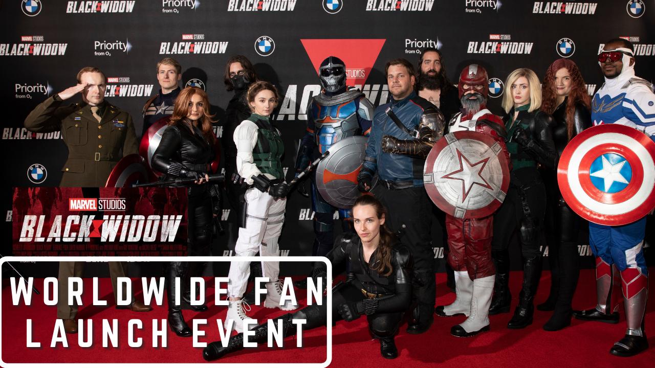 black widow event