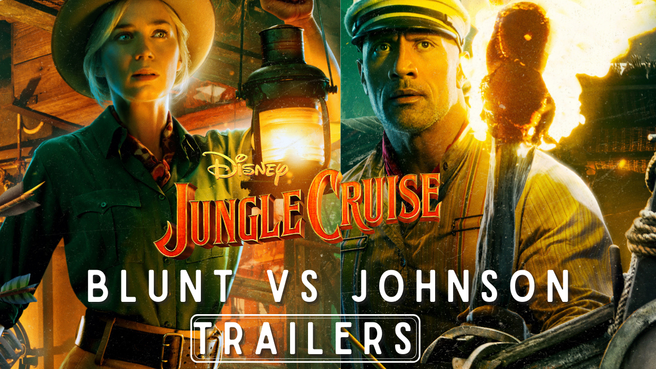 jungle cruise double trailer